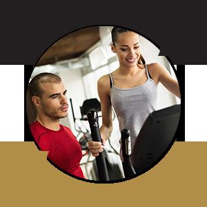 Gym based rehabilitation